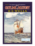 Outline of History by HG Wells  No 16: Empire Takes to the Sea