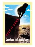Careless Talk Costs Lives
