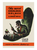Boys&#39; Sherlock Holmes