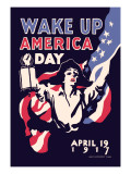 Wake Up America Day