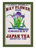 May Flower Brand Tea