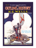 Outline of History by HG Wells  No 15: Crusader  Turk and Mongol
