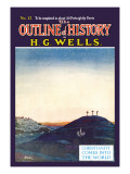 Outline of History by HG Wells  No 12: Christianity Comes into the World