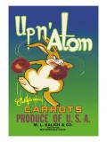 Up N' Atom California Carrots