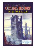 Outline of History by HG Wells  No 22: The Brewing of the Great War