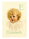 E for Elizabeth