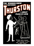 Lady Fair: Thurston the Great Magician the Wonder Show of the Universe