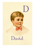 D for David