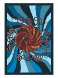 Jellyfish: Psychedelic Jellyfish