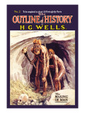 Outline of History by HG Wells  No 2: The Making of Man