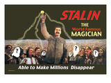 Stalin: The World Famous Magician