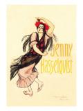 Jenny Hasselquist  c1920