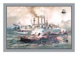 Naval Battle  Santiago