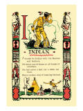 I for Indian
