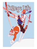 College Life: Falling Down
