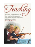 The Supreme Art of the Teacher