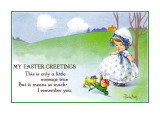 My Easter Greetings
