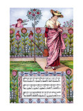 My Lady's Garden  c1885