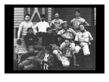 College Baseball Players with Terrier