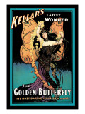 The Golden Butterfly: Kellar&#39;s Latest Wonder
