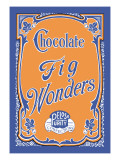 Chocolate Fig Wonders