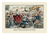 Appius Claudius Punished by the People