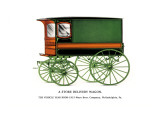 Store Delivery Wagon