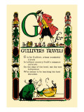 G for Gulliver's Travels