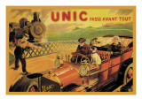 UNIC  Racing Across Train Tracks