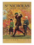 St Nicholas for Boys and Girls