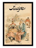 Judge Magazine: Only a Flirtation
