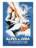 Alpes and Jura