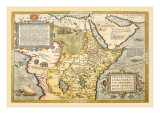 Map of Northeastern Africa