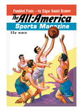 The All-America Sports Magazine: Fumbled Fouls