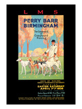 Perry Barr  Birmingham  Greyhound Racing