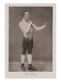 Jim Carney  Lightweight Champ of England