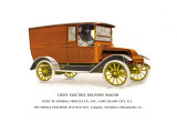 Light Electric Delivery Wagon