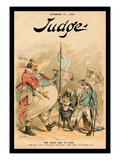 Judge Magazine: The Cruel War is Over