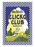Clicko Club Sandwich