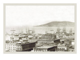 City Bay View  San Francisco  California