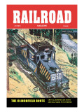 Railroad Magazine: The Clinchfield Route  1953