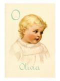 O for Olivia