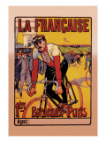 La Francaise: Bordeaux-Paris Bicycle Race