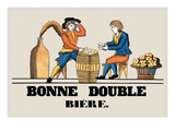 Bonne Double Bier