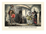 Discovery of Guido Fawkes by Suffolk and Mounteagle