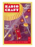 Radio Craft: Sky Radio Blankets Enemy