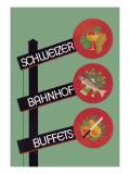 Schweizer Bahnhof Buffets