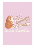 Schingen&#39;s Cocoanut Cream Eggs