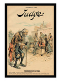 Judge Magazine: The Democratic Rip Van Winkle
