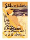 Salon des Cent: Exposition Internationale d&#39;Affiches